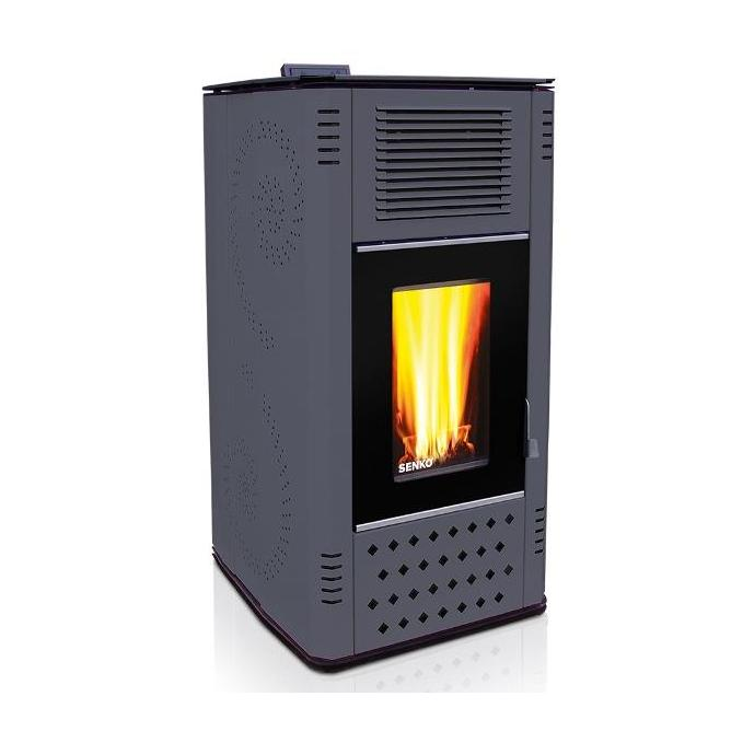 Pellet Stove For Central Heating P 20 Water Air Modern
